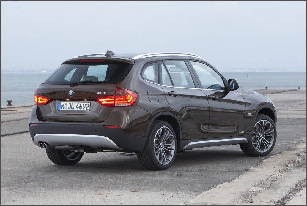 BMW X1_фото