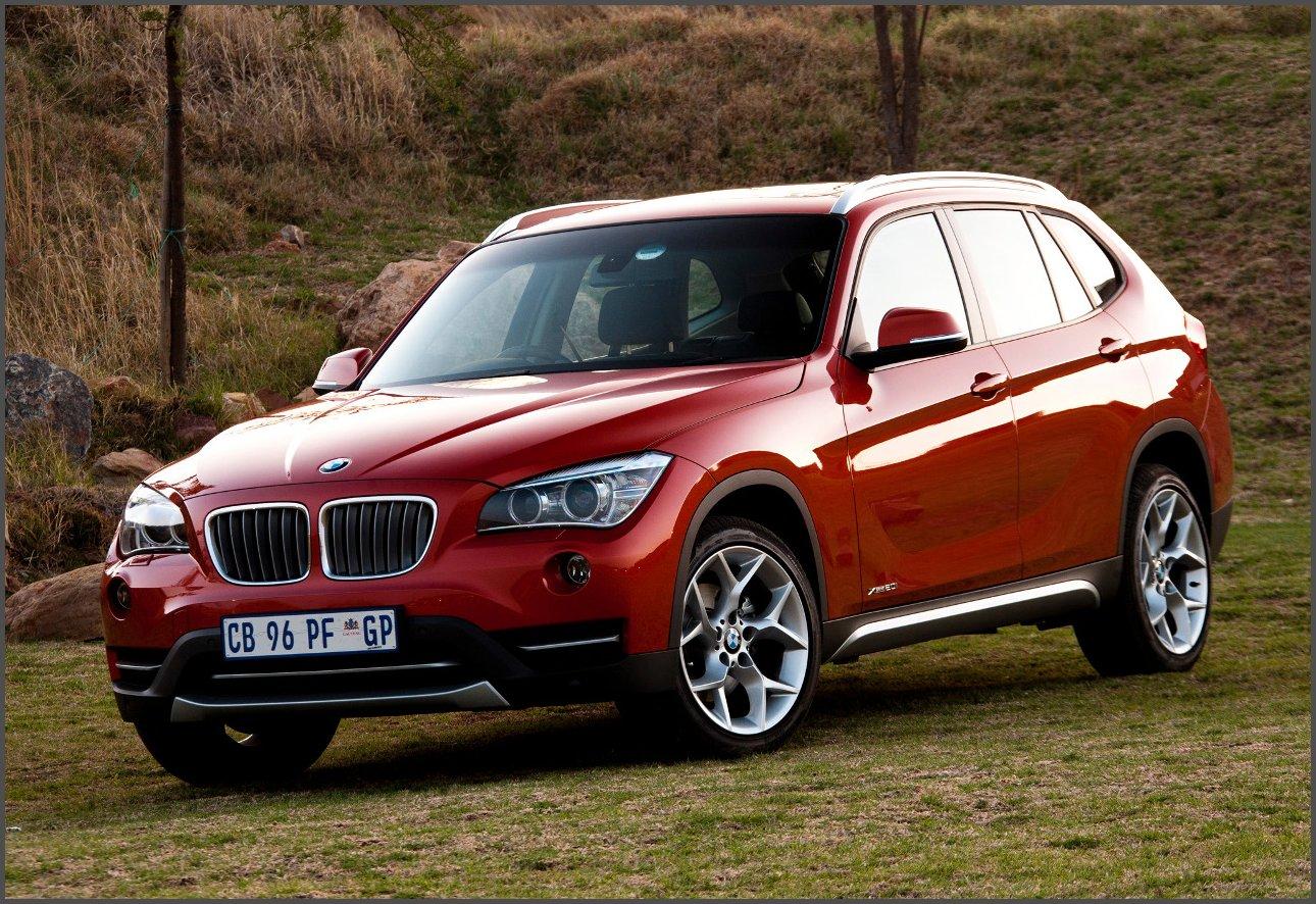 BMW X1_фото_2013