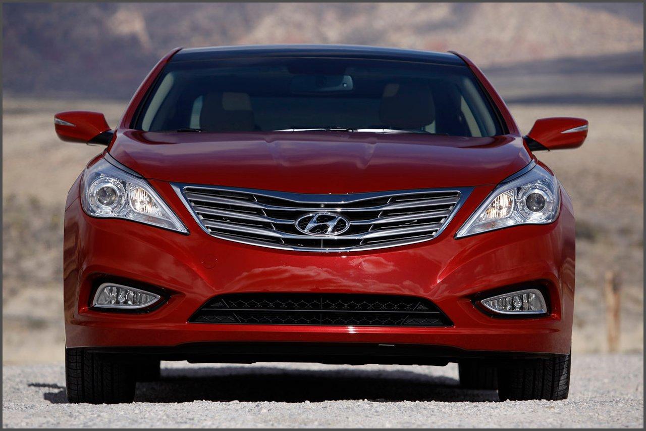 Hyundai Grandeur-фото-2014