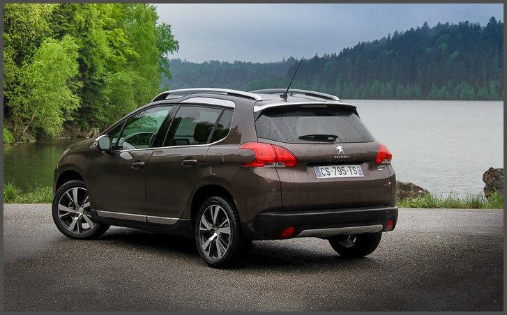 Peugeot 2008 фото 2014