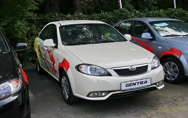 Новий-Daewoo Gentra-фото