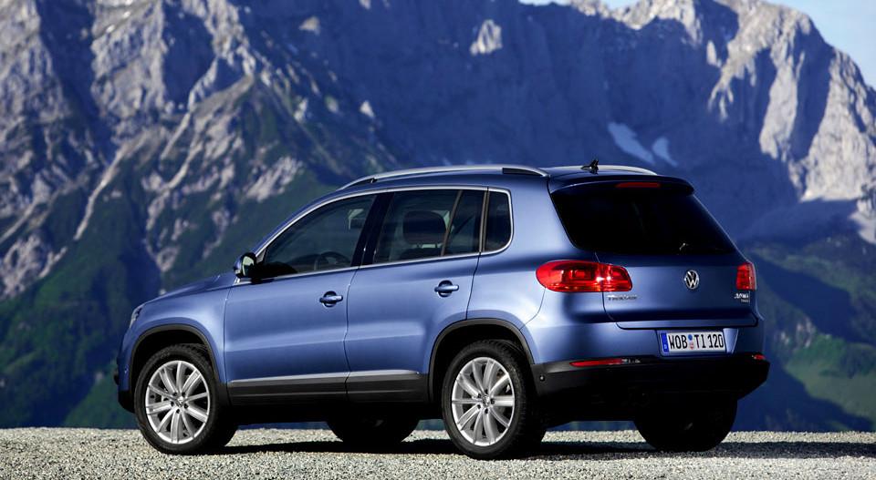 Новий-Volkswagen Tiguan-фото