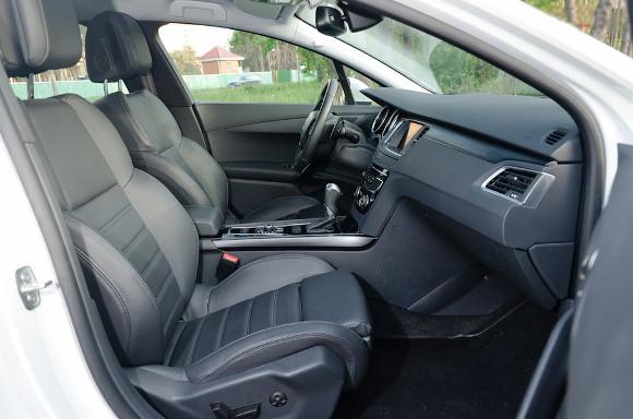 Передні-сидіння-Peugeot-508