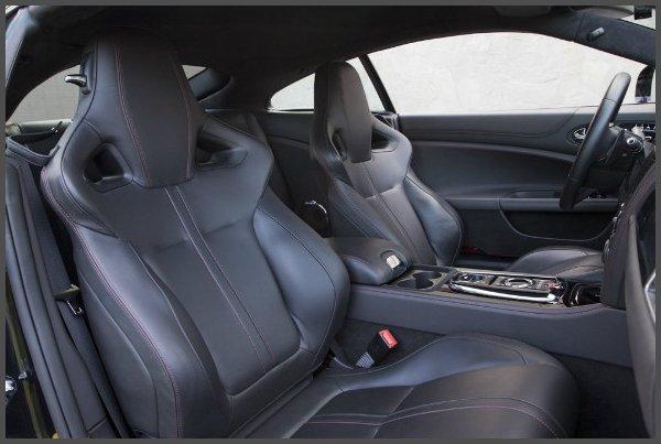 Салон-Jaguar XKR Coupe-фото-2011