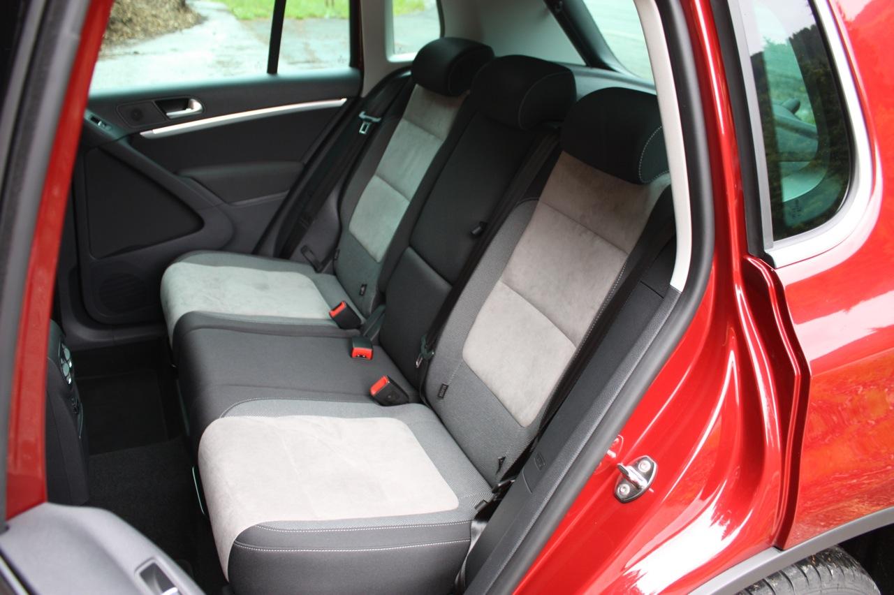 Салон-Volkswagen Tiguan