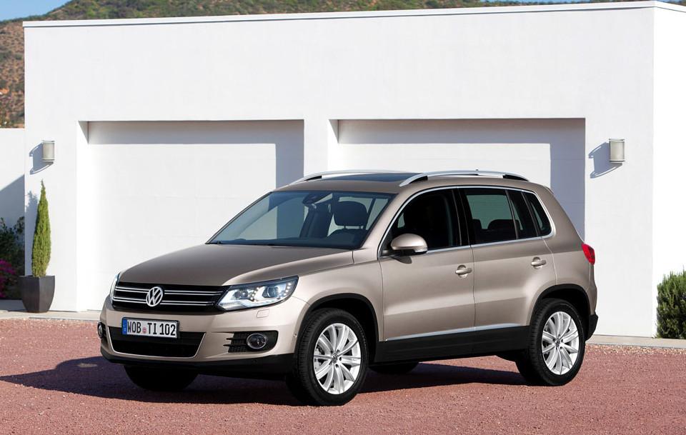 Фото-Volkswagen Tiguan-2014