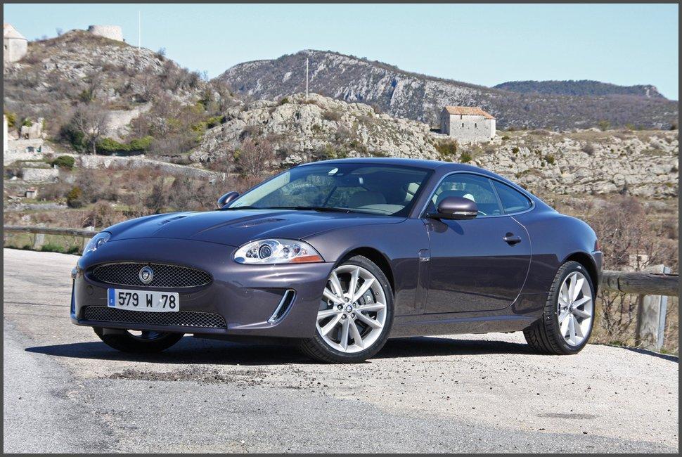 Jaguar XKR-фото