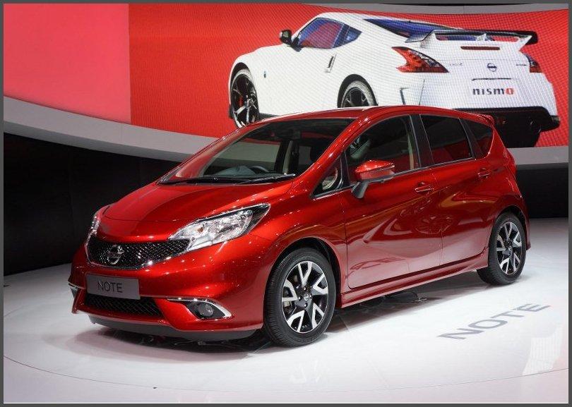 Nissan Note ціна