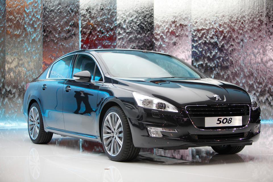 Peugeot 508-фото-2011