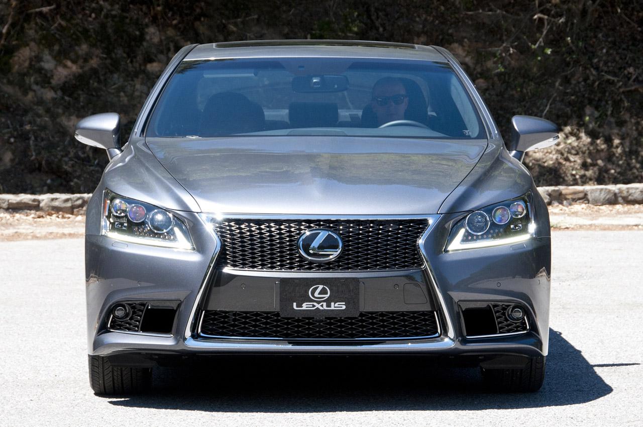 2012 Lexus LS фото