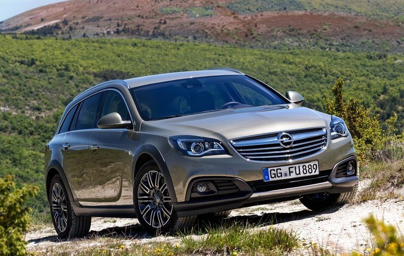 2015 Opel Insignia Country Tourer фото