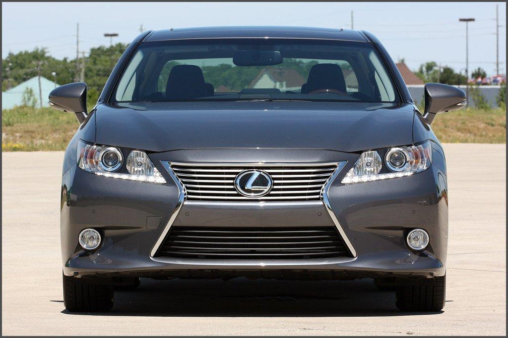 Lexus ES 250 фото 2014