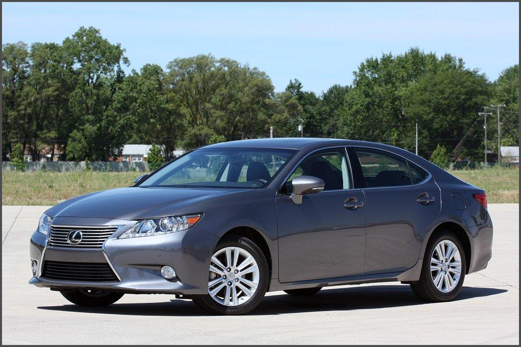 Lexus ES 350 ціна