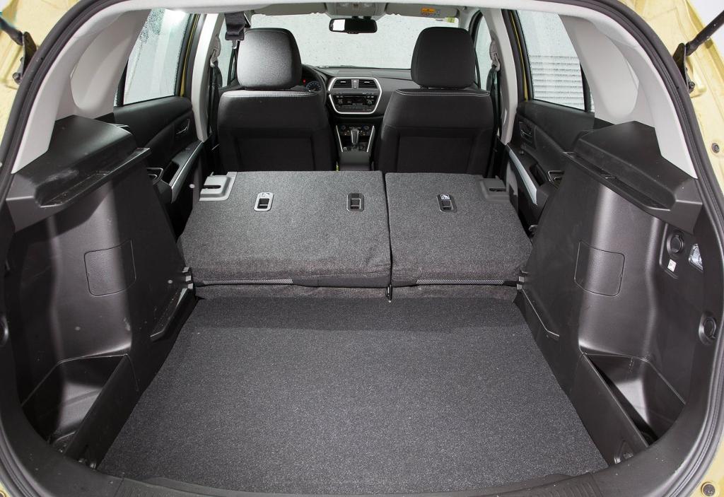 Suzuki SX4 - Багажник