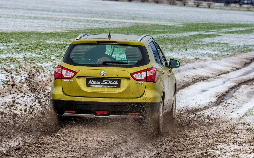 Suzuki SX4 New 2014