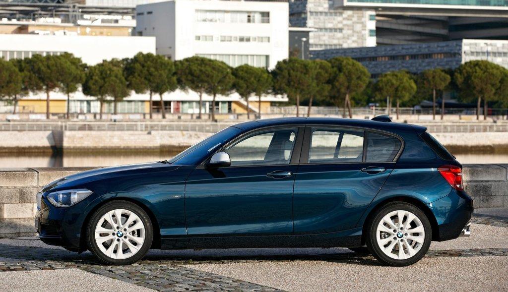 Автомобіль BMW 1 Series