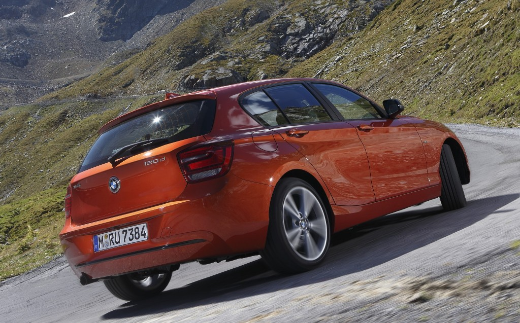 Купити BMW 1 Series