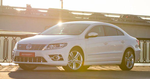 Тест-драйв Volkswagen CC