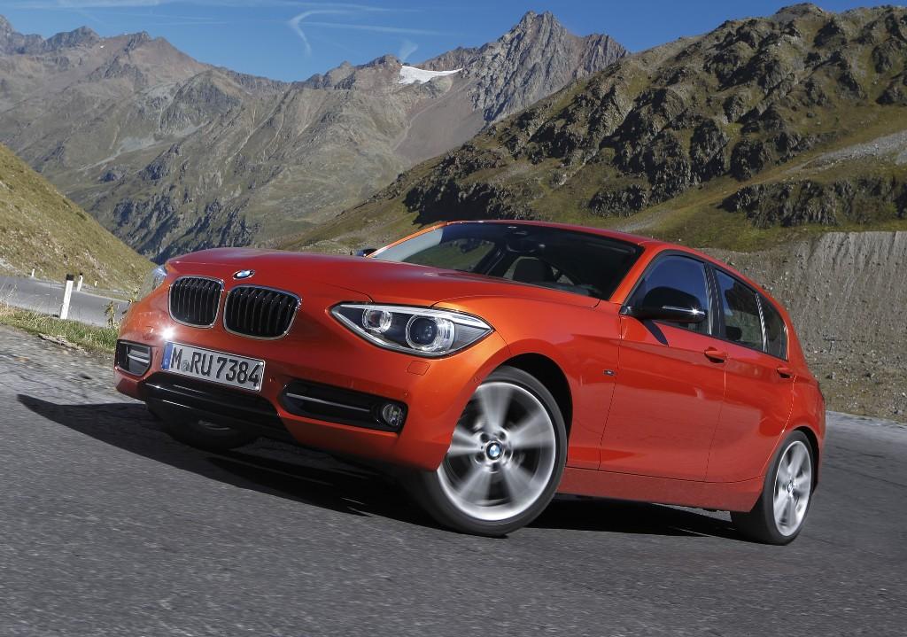 Фото BMW 1 Series 2012