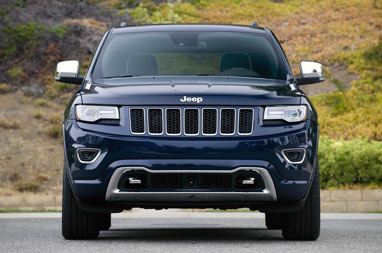 Характеристики Jeep Grand Cherokee