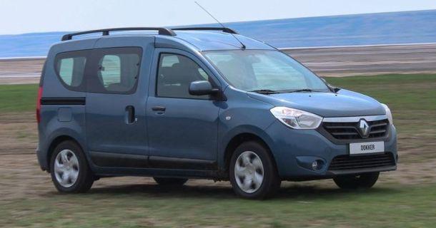2014 Renault Dokker
