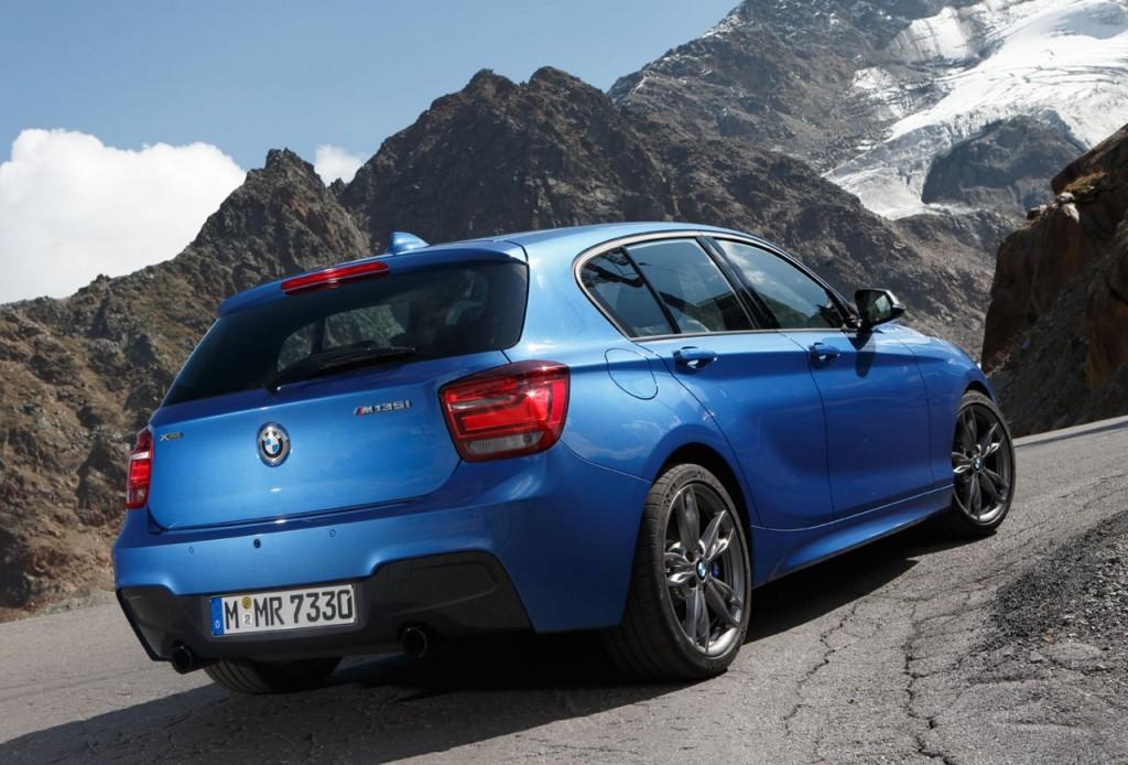 BMW 1 Series тест-драйв