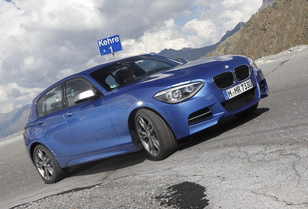 BMW 1 Series фото 2012