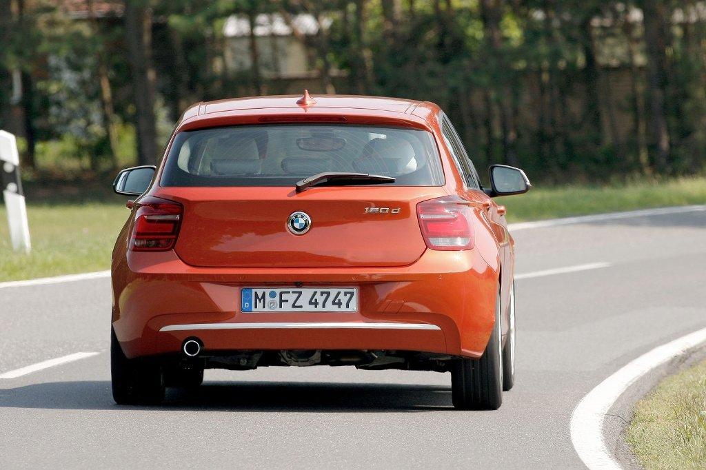 BMW 1 Series ціна