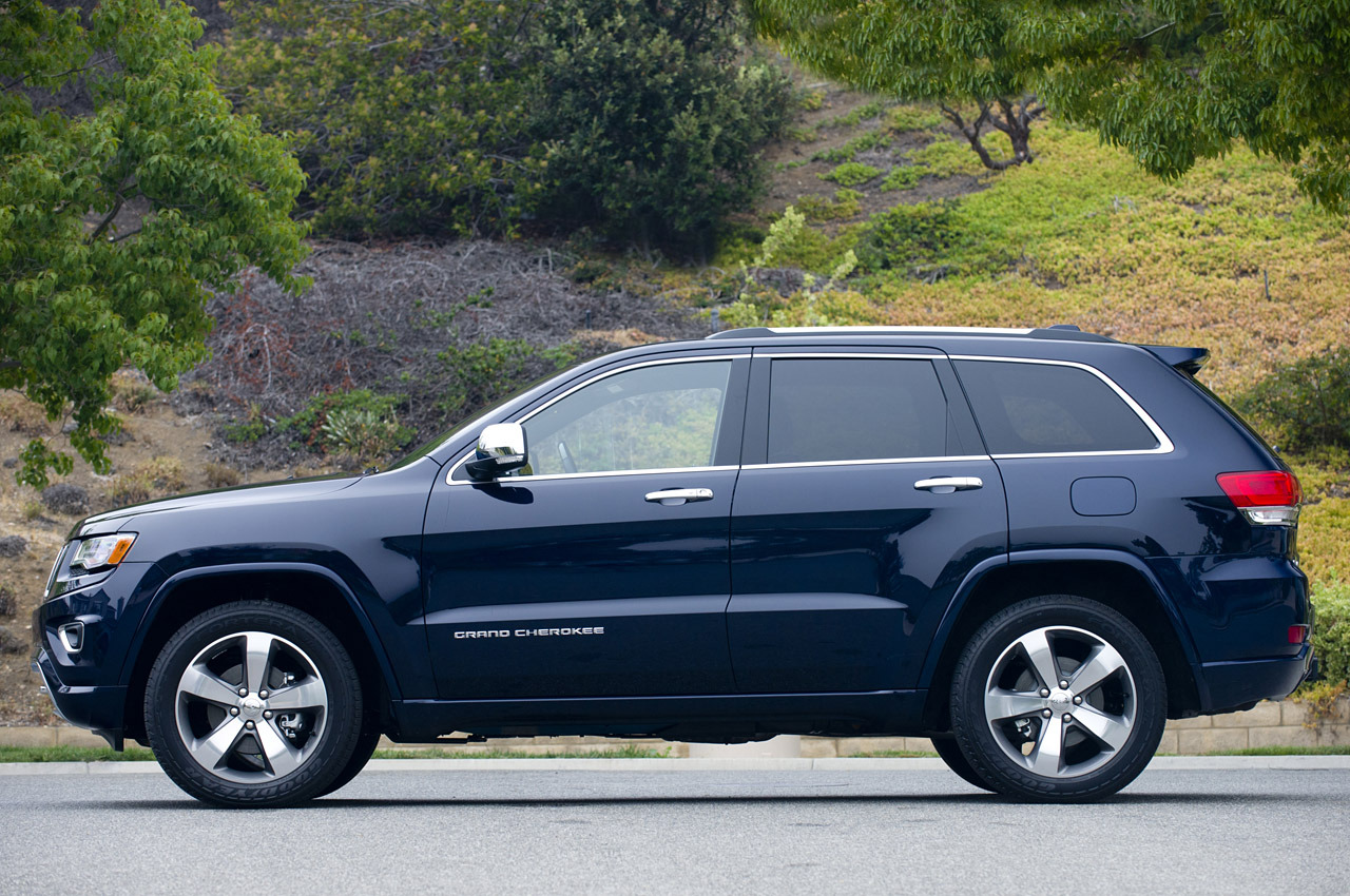 Jeep Grand Cherokee ціна