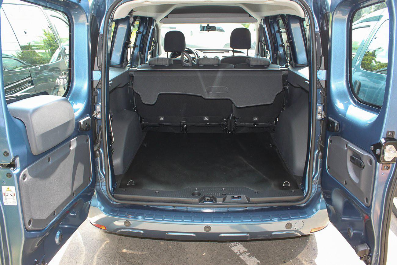 Renault Dokker - багажник