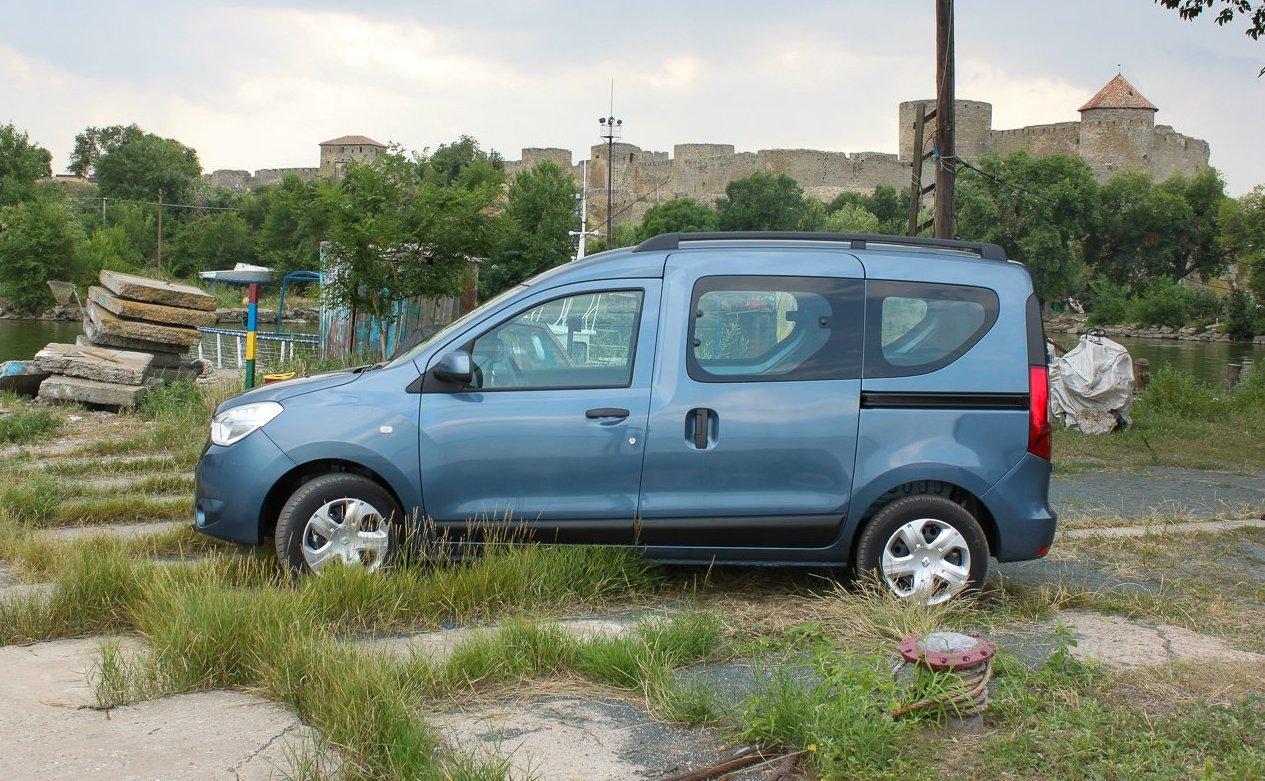 Renault Dokker купити