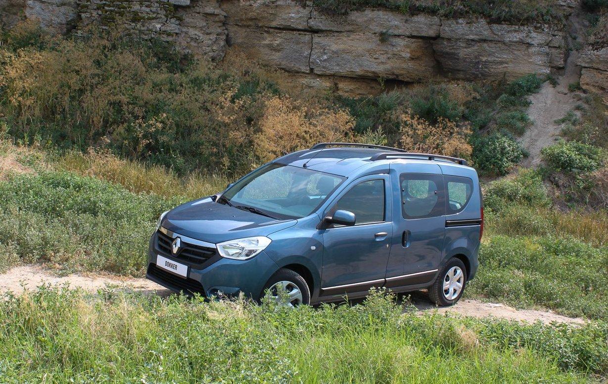 Renault Dokker тест-драйв