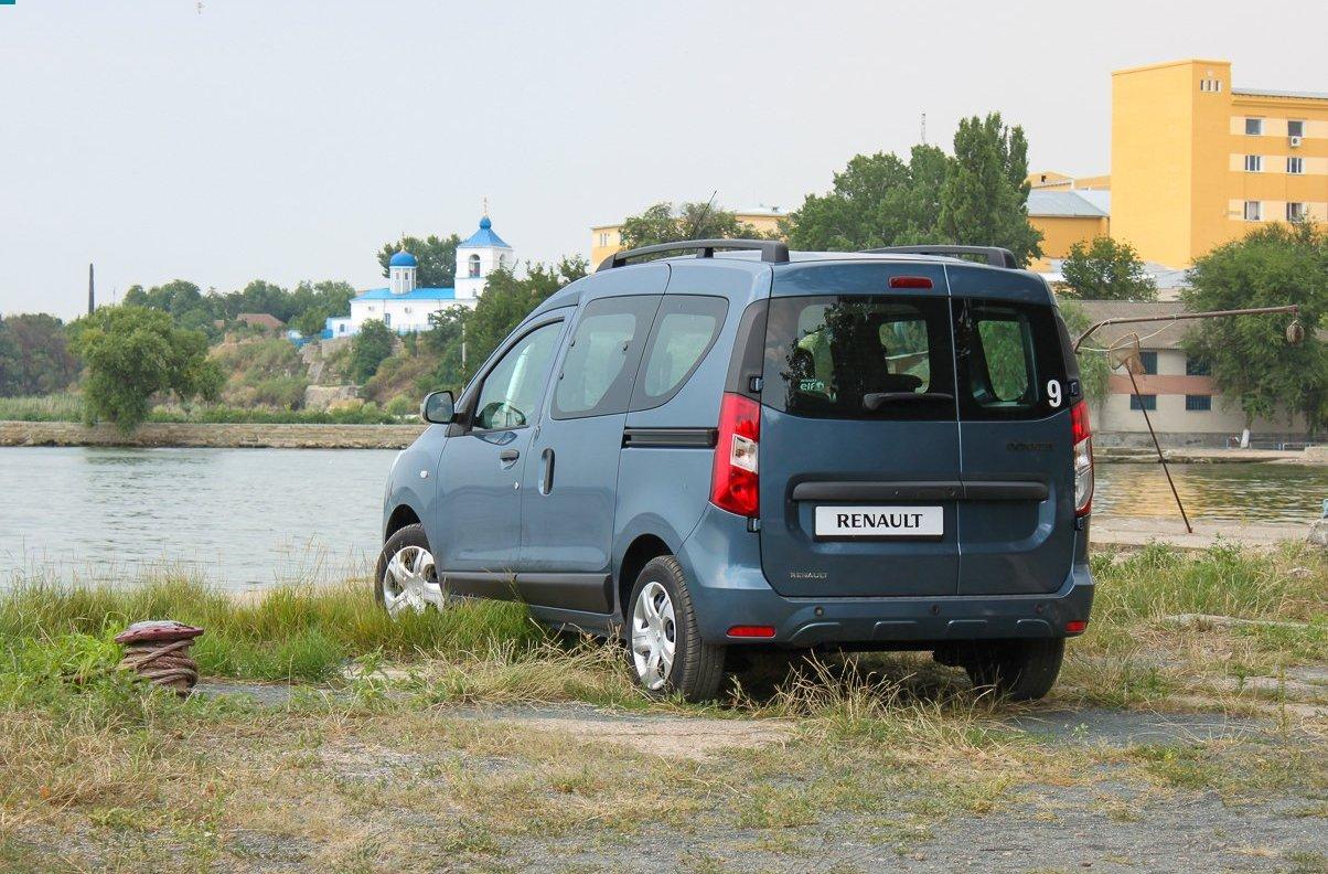 Renault Dokker ціна
