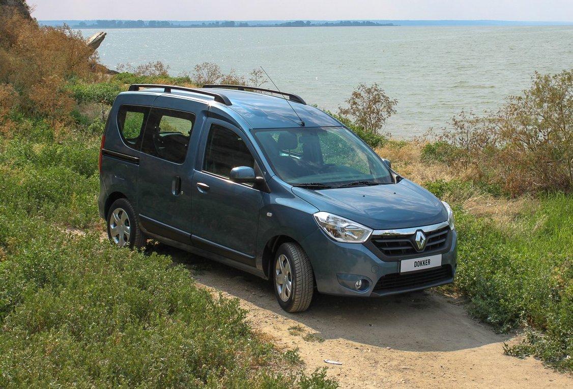 Renault Dokker 2014 фото