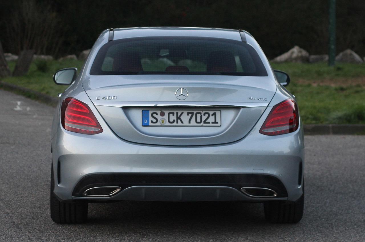 Новий Mercedes C-Class 2014