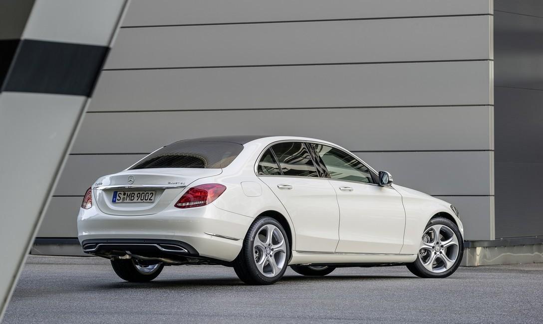 Новий-Mercedes-C-Class