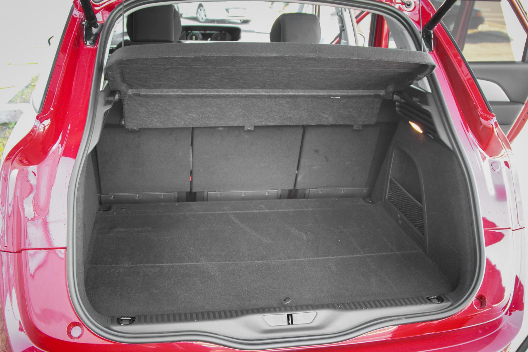Фото Citroen C4 Picasso багажник