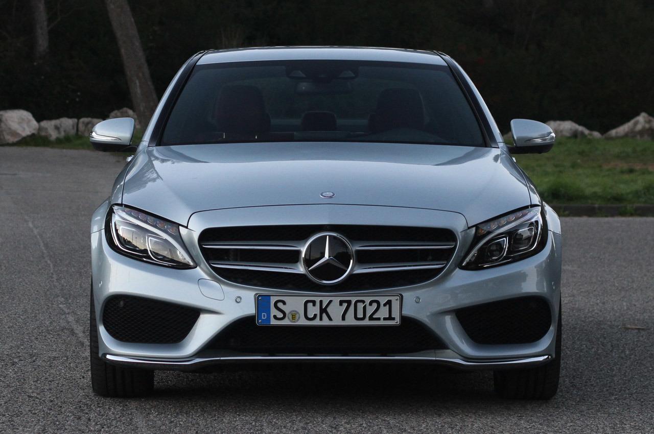 фото Mercedes C-Class