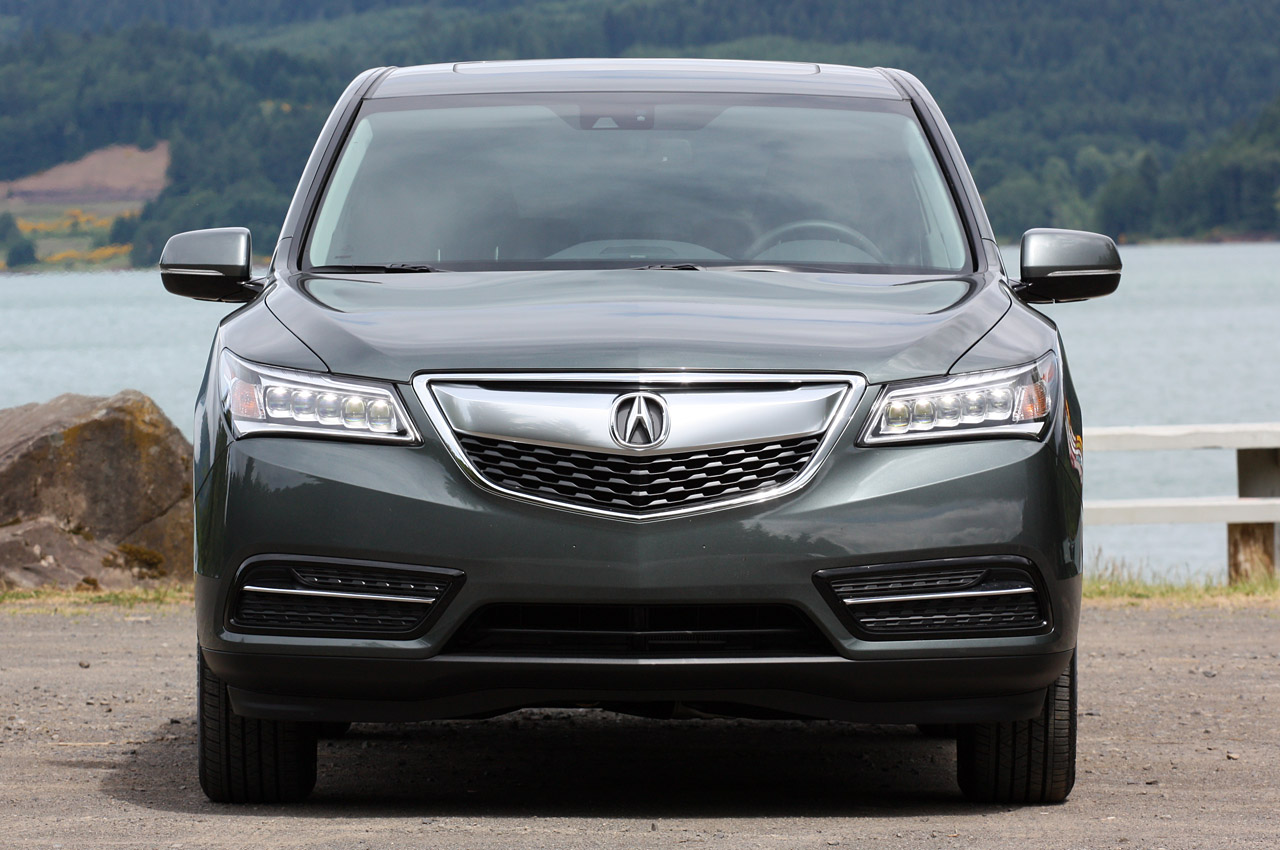 Acura MDX 2014 відгуки