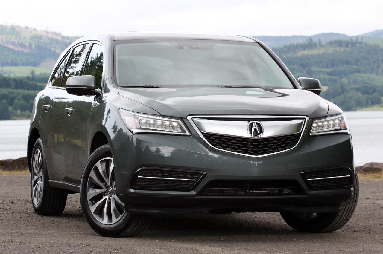 Acura MDX 2014 купити