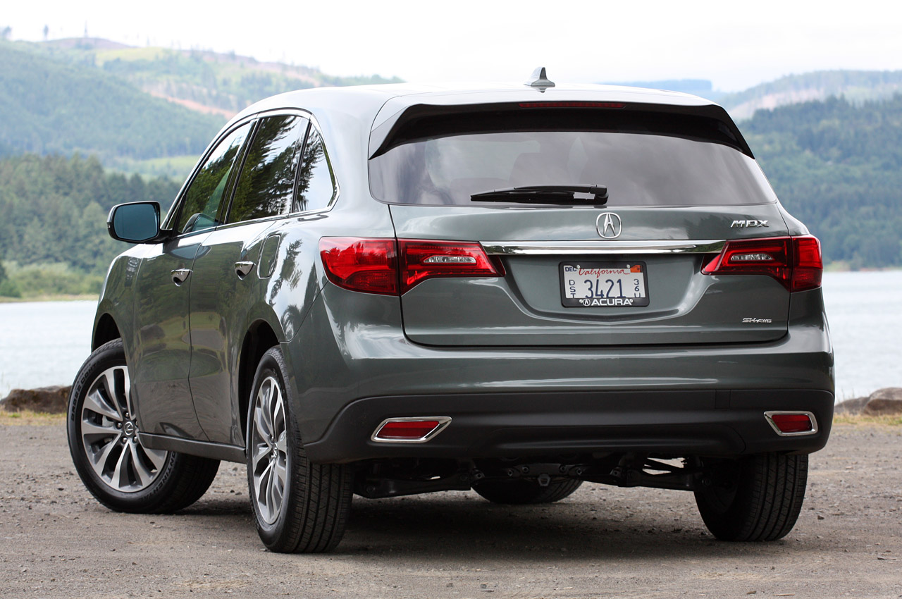 Acura MDX 2014 ціна