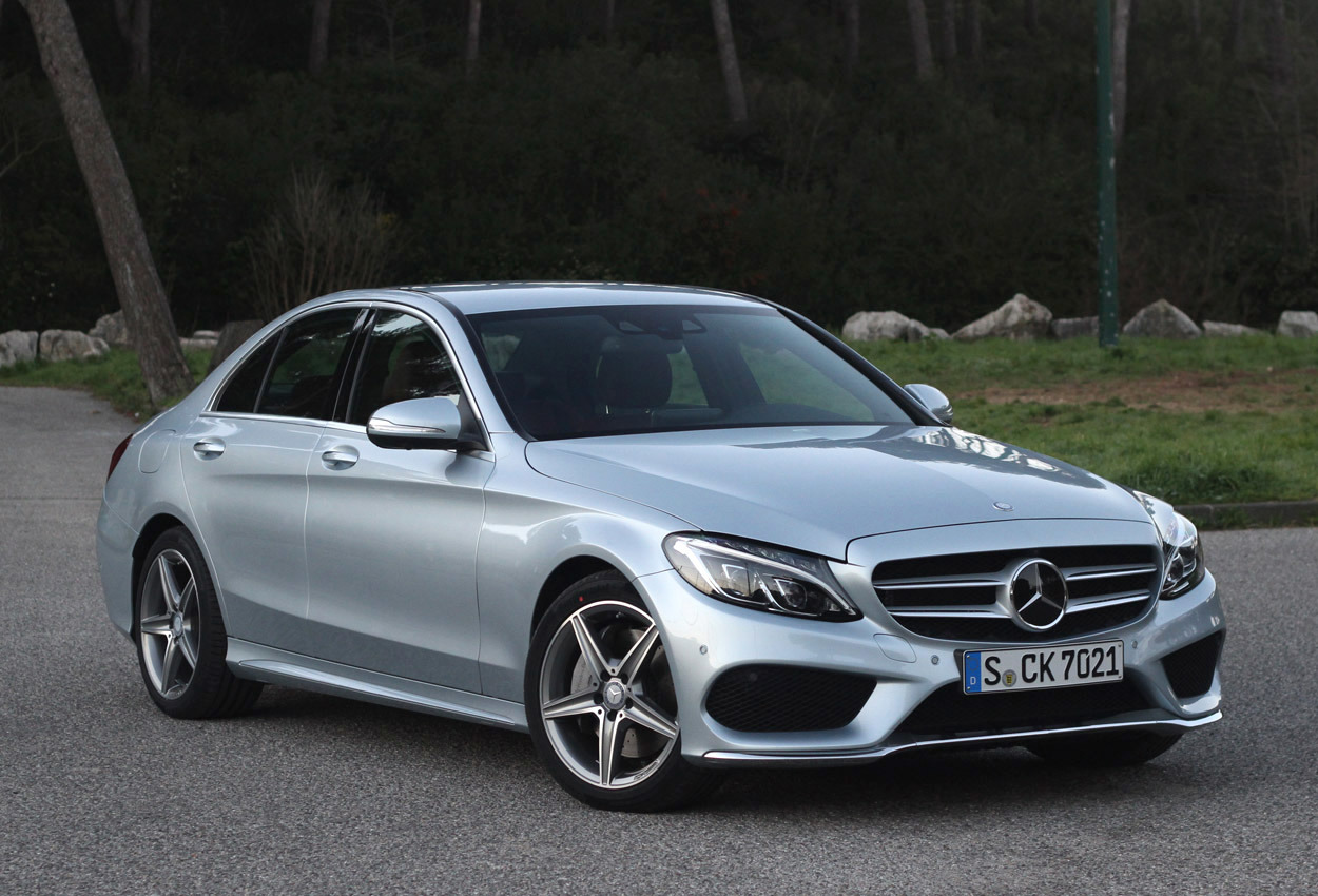Mercedes C-Class купити