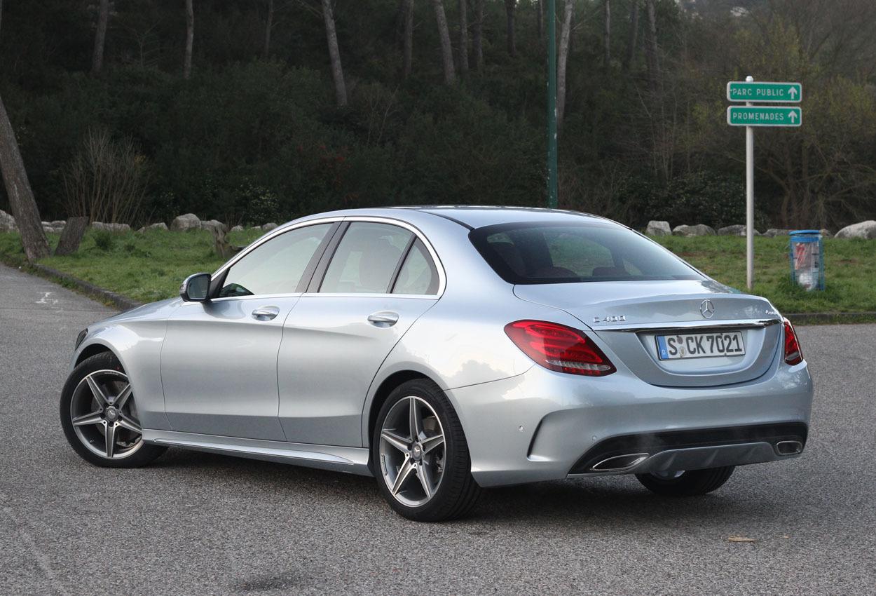 Mercedes C-Class тест-драйв