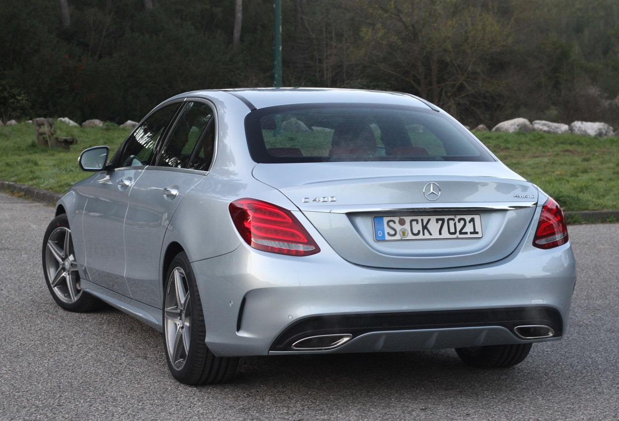 Mercedes C-Class ціна