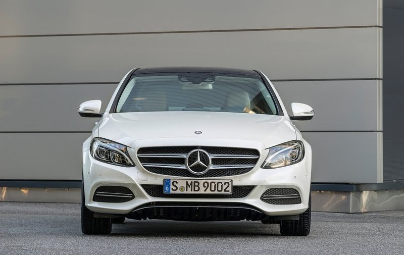 Mercedes C-Class 2014