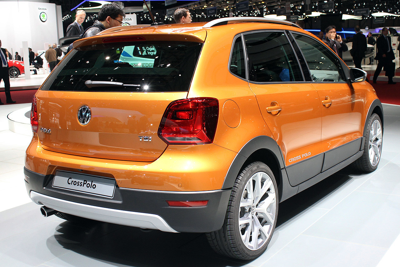 volkswagen cross polo. Black Bedroom Furniture Sets. Home Design Ideas