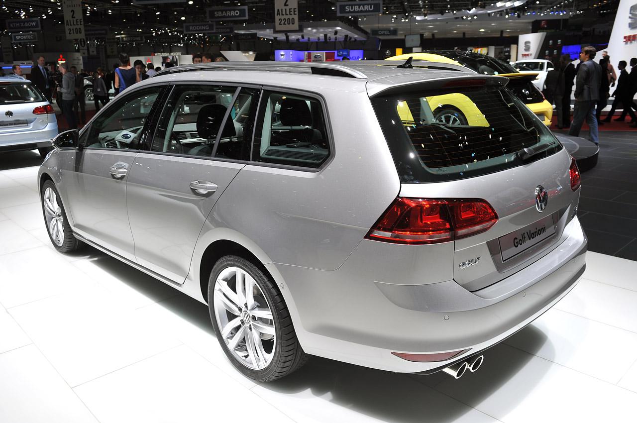 Новий Volkswagen Golf Variant