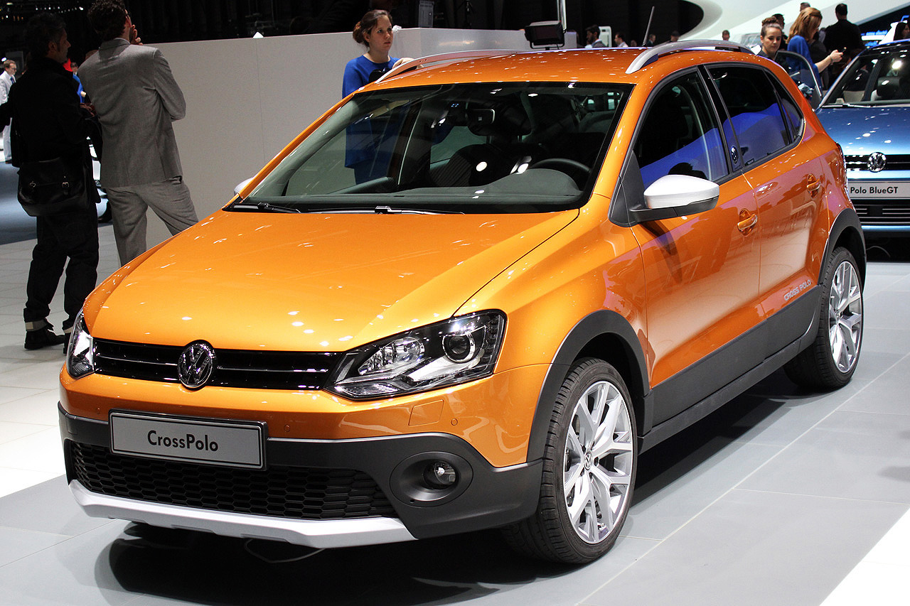 Фото Volkswagen Cross Polo