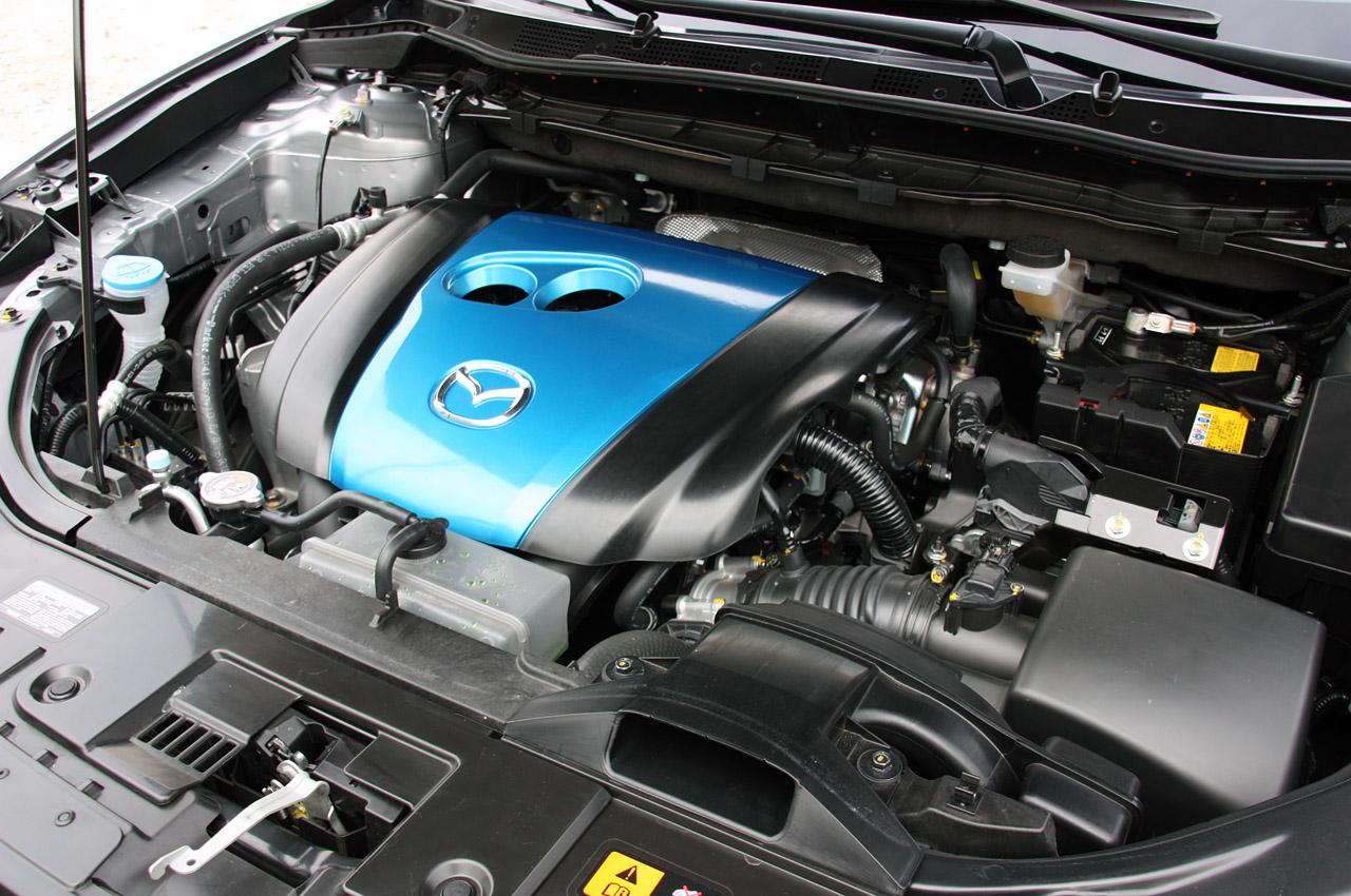 Нова Mazda CX-5 дизель
