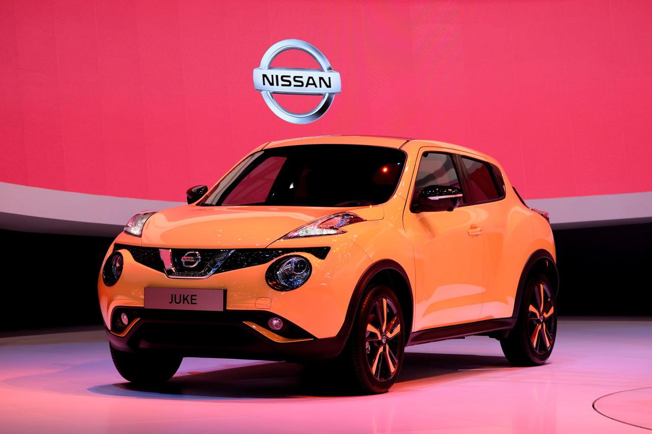 Новий Nissan Juke фото